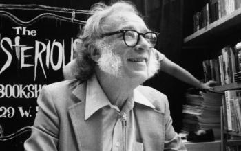 I 5 migliori racconti di Isaac Asimov