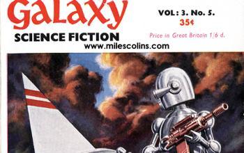 Galaxy, online la collezione della rivista
