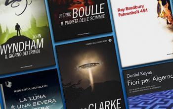 Dieci classici della fantascienza in offerta speciale