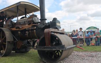 Uno schiacciasassi a vapore ha distrutto i romanzi incompiuti di Terry Pratchett