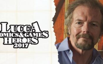 Michael Whelan è ospite a Lucca Comics & Games