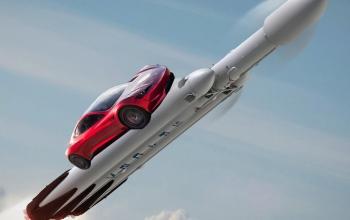 Fantascienza.com, il meglio della settimana della prima auto nello spazio