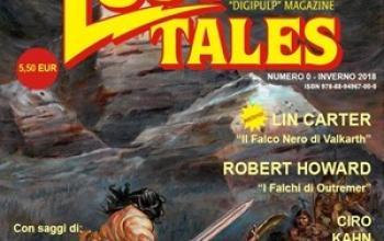 Lost Tales, rivista digitale di fantasy e fantascienza