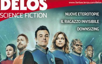 Delos Science Fiction 194: The Orville, ora in ebook