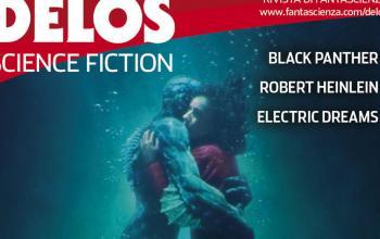 Delos Science Fiction 195: La forma dell'acqua, ora in ebook