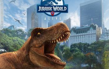 A caccia di dinosauri con Jurassic World Alive
