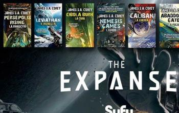 In offerta tutta la serie di The Expanse