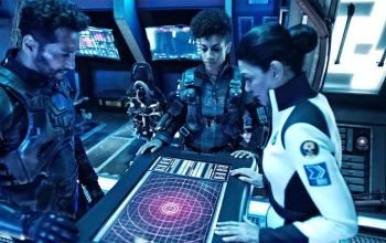 Amazon in trattative per salvare The Expanse