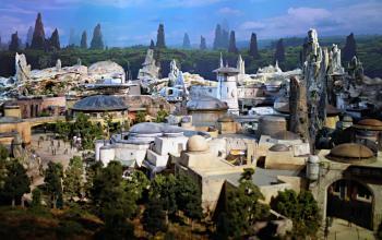 La Disney svela il parco di Star Wars: Galaxy's Edge