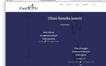 Fantaiku, rinnovato il sito delle minipoesie di fantascienza