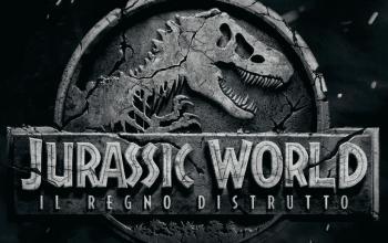Jurassic World: Il regno distrutto è nelle sale