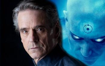 Watchmen: Jeremy Irons confermato nel cast della serie