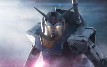 Transformers e Pacific Rim tremate, arriva Gundam