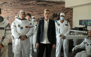 The First, Sean Penn nella serie sulla conquista di Marte