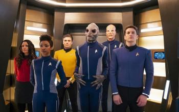 Star Trek: Short Treks, svelato uno dei corti dallo scrittore Michael Chabon