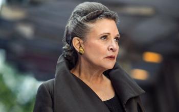 In Star Wars: Episode IX tornano Lando (Billy  Dee Williams) e Leia (Carrie Fisher)