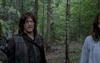 The Walking Dead stagione nove: arrivano i Whisperer