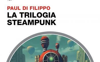 La trilogia steampunk arriva in edicola