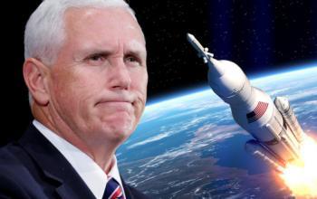 Trump dà il via all'era della guerra spaziale