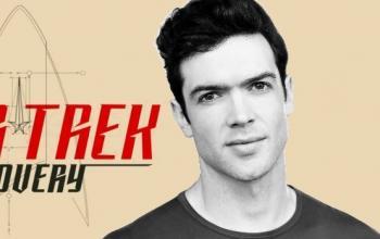 Il nipote di Gregory Peck sarà Spock in Star Trek Voyager