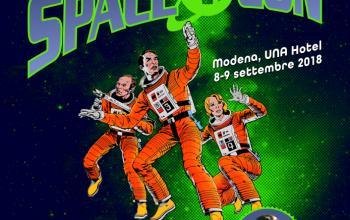 A Modena la Spacecon One con gli attori di Spazio 1999