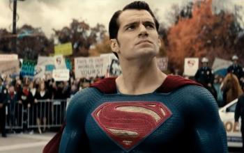 Henry Cavill abbandona Superman