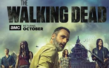 The Walking Dead stagione nove: un nuovo inizio, con un addio
