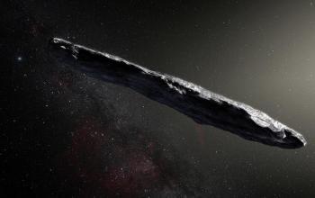 'Oumuamua è una cometa o una sonda aliena?