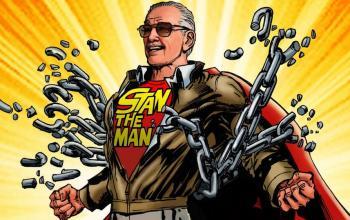 L'Addio a Stan dai fumetti