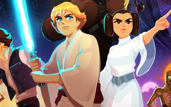 Star Wars: Galaxy of Adventures, la serie che ri-racconta la trilogia originale