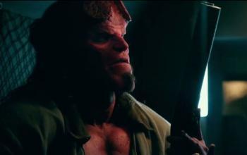 Hellboy: ecco il primo trailer