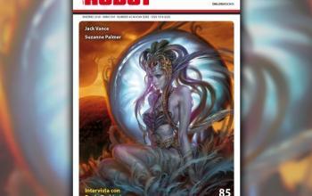 Robot 85, bot premio Hugo e un inedito di Vance