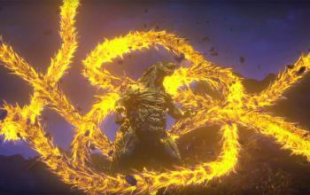 Godzilla: The Planet Eater, il finale della trilogia anime su netflix
