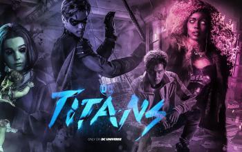 Titans: i superereroi dark della DC Comics da oggi su Netflix