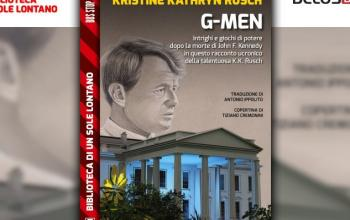 G-Men, un thriller di storia alternativa da K.K. Rusch