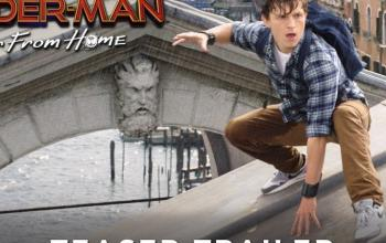 Spider-Man: Far From Home debutta il primo trailer