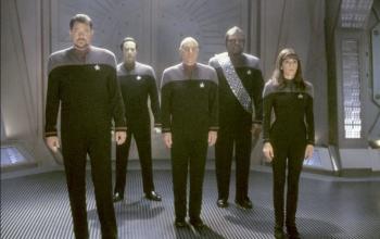 Le ultime notizie sulla serie su Picard, da Jonathan Frakes