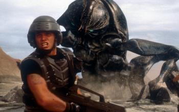 Starship Troopers: si prepara la serie tv?