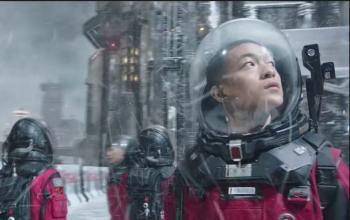 The Wandering Earth, colossal di fantascienza cinese tratto da Cixin Liu