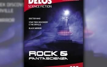 Delos Science Fiction 203, disponibile l'ebook