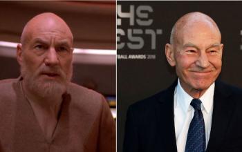 Patrick Stewart e Alex Kurtzman parlano della serie Star Trek su Picard