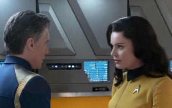 Star Trek: Discovery, dopo 54 anni arriva il momento di Number One