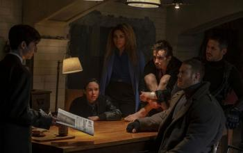 Su Netflix arriva oggi The Umbrella Academy