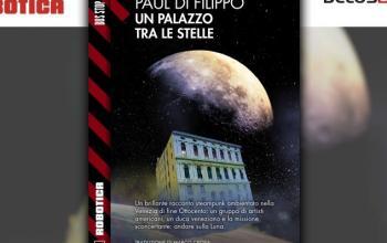 Un palazzo tra le stelle, Paul Di Filippo saccheggia Venezia