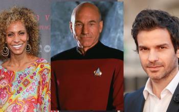 Ecco i primi protagonisti per la serie su Picard