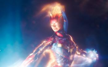 Captain Marvel: il secondo migliore incasso della Marvel nel primo week-end
