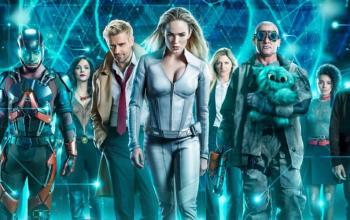 Torna DC's Legends of Tomorrow: c'è il trailer della seconda parte della stagione