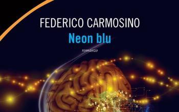 La presentazione di Neon Blu, un romanzo di fantascienza italiana da Fanucci
