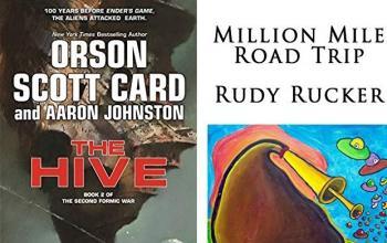 Un nuovo romanzo per Rudy Rucker