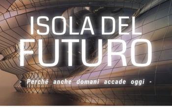 Un'isola del futuro al Salone del libro di Torino